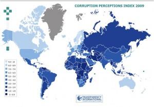cpI Index 2009